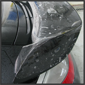 Paint Protection Film Material